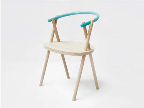 Simply Spliced Seating