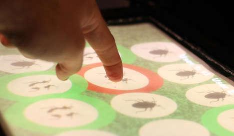 Fingerprint-Recognizing Devices