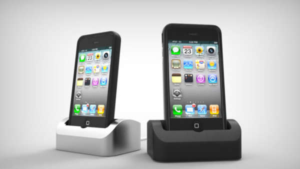55 Smartphone Docking Stations