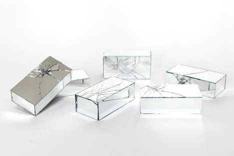 Shattered Glass Blocks