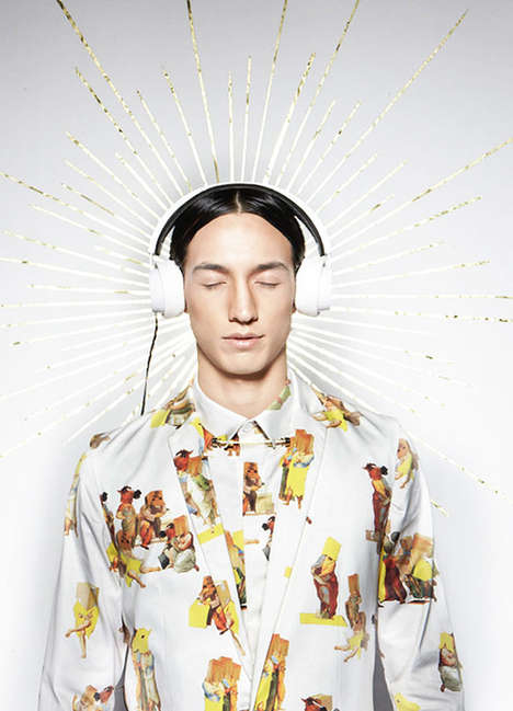 Headphone Halo Lookbooks