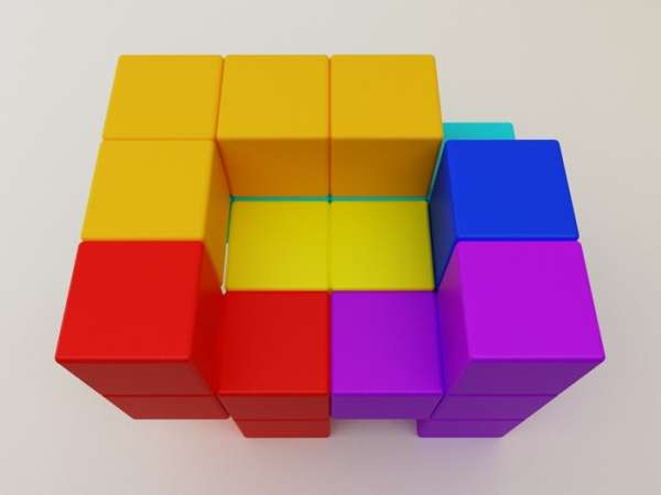 41 Tetris Furniture Designs