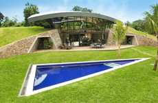 Magnified Modern Hobbit Homes