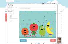 Pre-Schooler Email Apps - The Maily iPad App Teaches Children Online Communication Etiquette