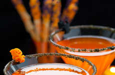 Allergy-Conscious Holiday Drinks - Cascade Ice Makes Special Accommodations Easier This Halloween