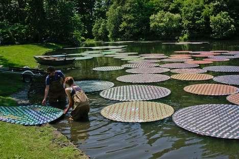 Floating CD Installations