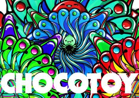 Color Vortex Graphics
