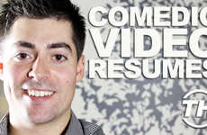 Comedic Video Resumes - Trend Hunter Developer Mike Kretz Finds New Ways in Which CVs are Changing