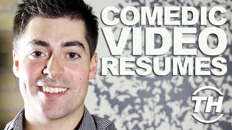 Comedic Video Resumes