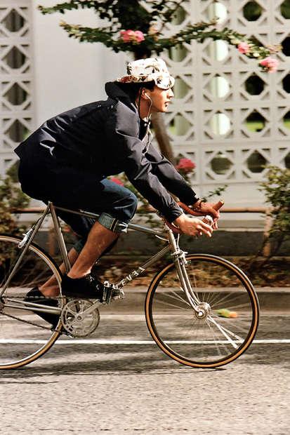 Warm Winter Cyclist Outerwear