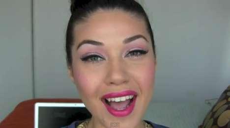 Celebrity-Focused Cosmetic Tutorials
