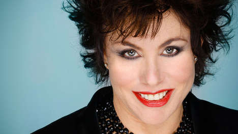 Ruby Wax Keynote Speaker