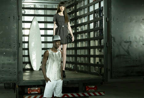 Industrial Surf Lookbooks