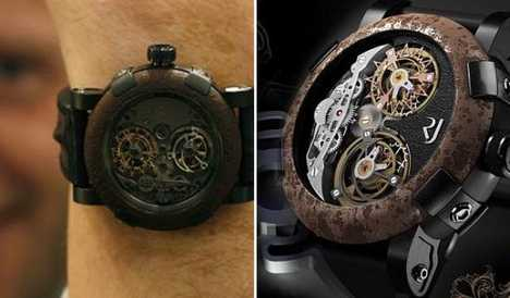 $300,000 Day & Night Watches