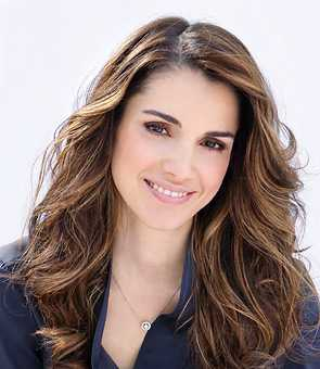 Royalty on YouTube 2 - Queen Rania of Jordan