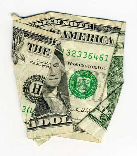 Money Statement Art