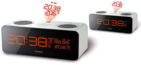 Projector Alarm Clocks