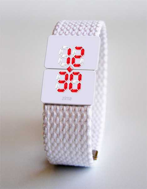 LED Crystral Watches