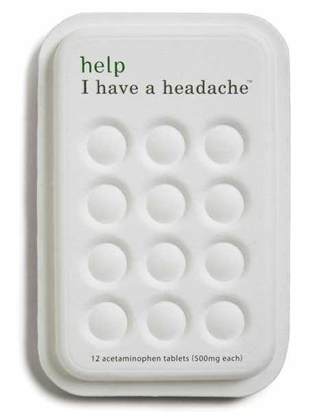 Easy Packaging for Pain Relief