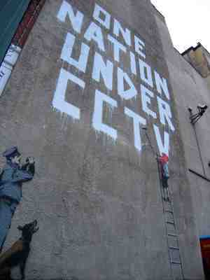 Banksy Outdoes Himself