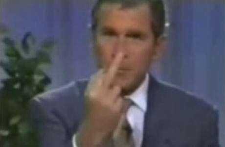 Top 13 Posts Related to George Bush