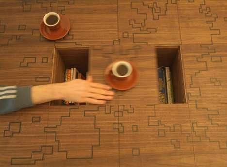 Storage Puzzles