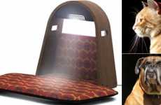 Pet Tanning Beds - The SunSpa
