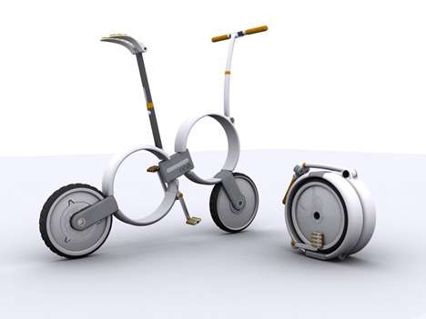 Chic Folding Bicycles
