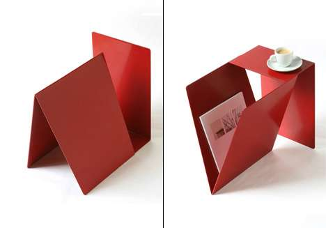 Flexible Magazine Racks