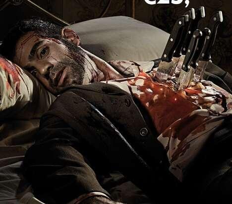 Murder Realism as Advertising