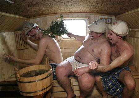 Sauna Trucks
