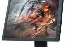 3D Monitors - Zalman ZM-M220W Lets You Switch from 2D to 3D