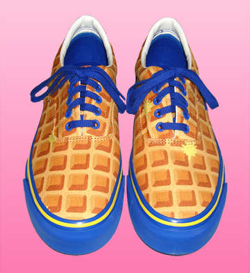 Food-Inspired Footwear