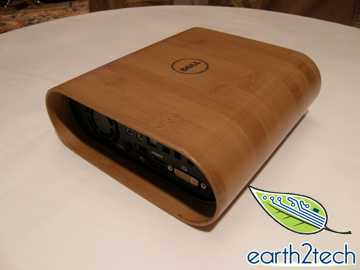Green Computers - Dell Bamboo Eco Computer