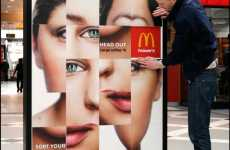 Puzzle Billboards - McDonald's Sort Your Head Out Campaign
