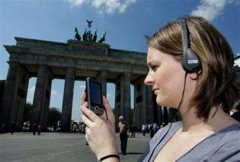 GPS Tourism For Lost Landmarks - Mauerguide For Fallen Berlin Wall