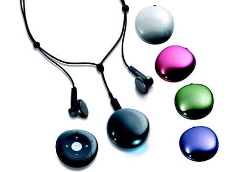 2 Inch MP3 Pods
