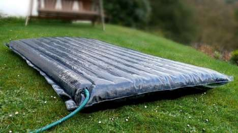Inflatable Solar Panels