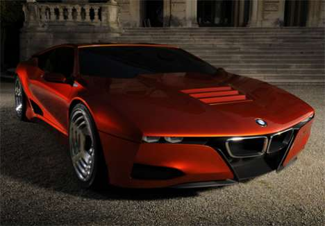 Retro SuperCar Revivals - BMW M1 Homage