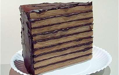 Inedible Lumber Desserts