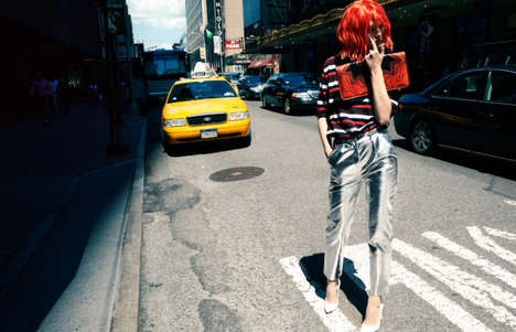 Fiery-Haired Editorials