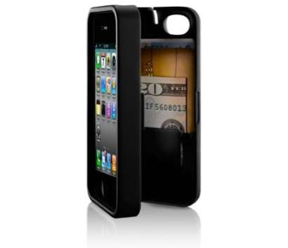 Money-Concealing Phone Protectors