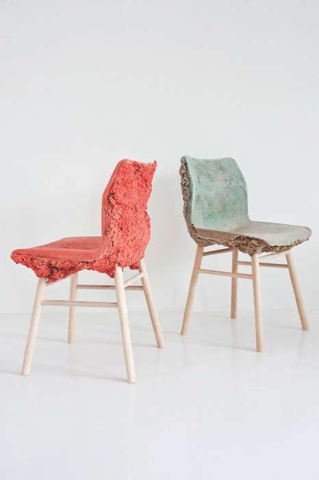 Reef-Resembling Eco Furniture