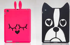 Critter Tablet Covers - The Marc by Marc Jacobs iPad Cases Cutely Protect Your Gadget