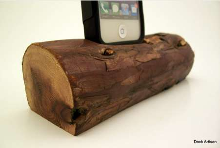 Lumber-Covered Adapters