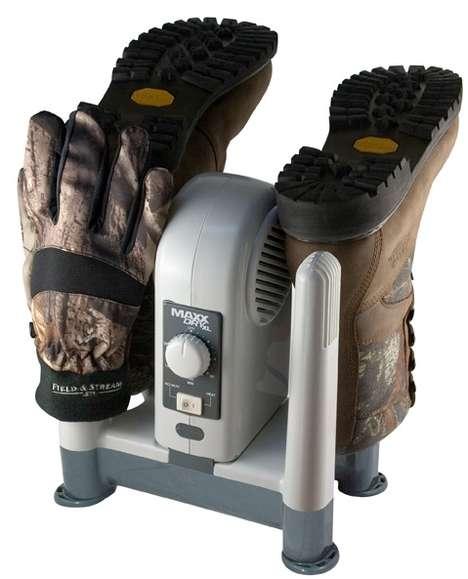 Shoe-Specific Blow-Dryers