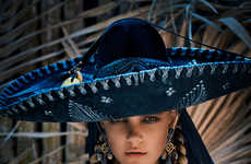 Mexican Holiday-Inspired Editorials