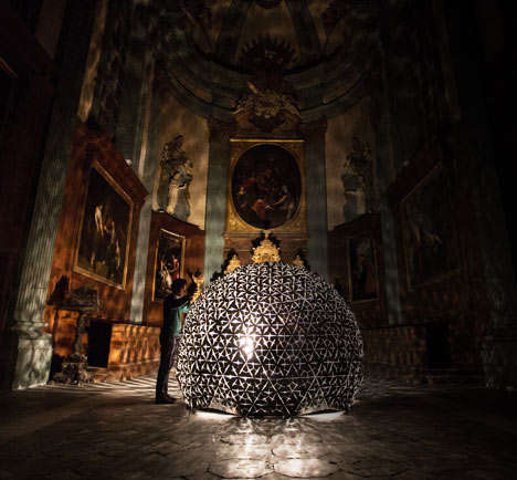 Living Dome Installations