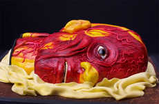 Veined Anatomical Desserts