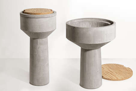 Reservoir-Inspired Furniture